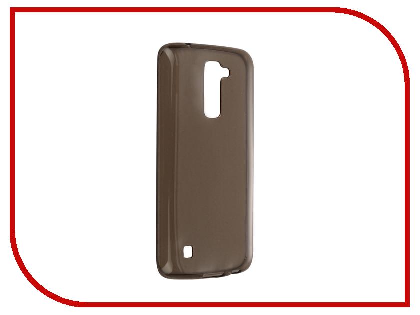 Аксессуар Чехол LG K10 Svekla Grey SV-LGK10-BL<br>