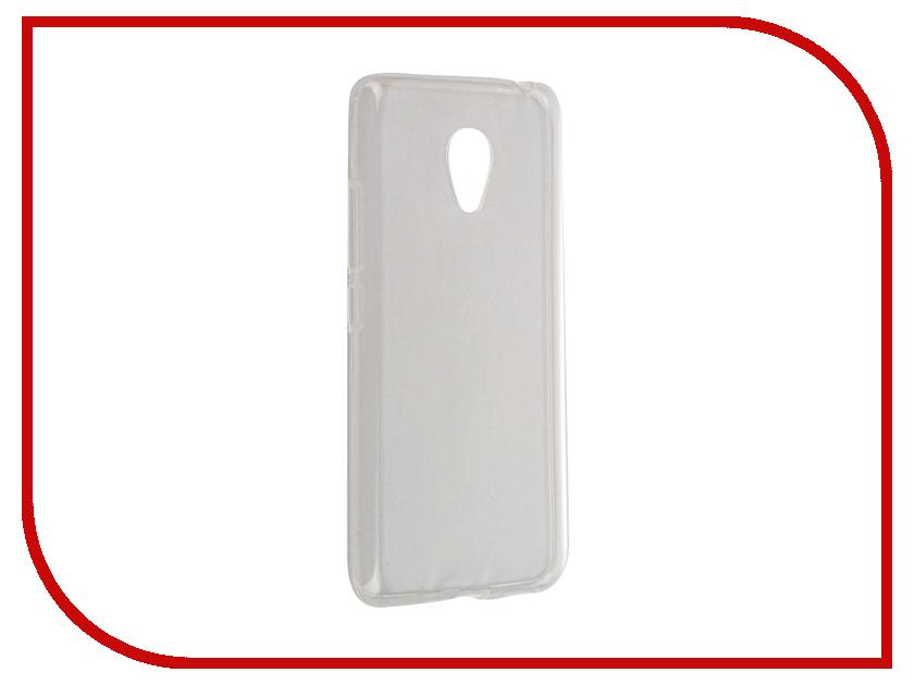 Аксессуар Чехол Meizu M3S mini Svekla Transparent SV-MZM3S-WH аксессуар чехол lenovo vibe c2 k10a40 svekla transparent sv lek10a40 wh