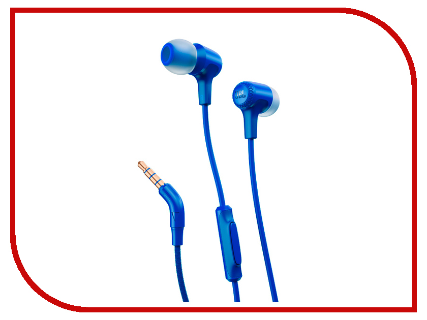цена на Гарнитура JBL E15 Blue JBLE15BL