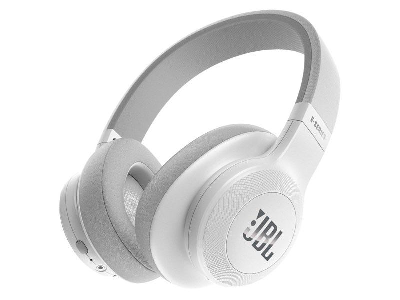 лучшая цена Наушники JBL E55BT White JBLE55BTWH