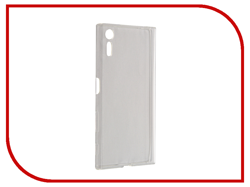 Аксессуар Чехол Sony Xperia XZ FZ8331 Svekla Transparent SV-SOFZ8331-WH<br>