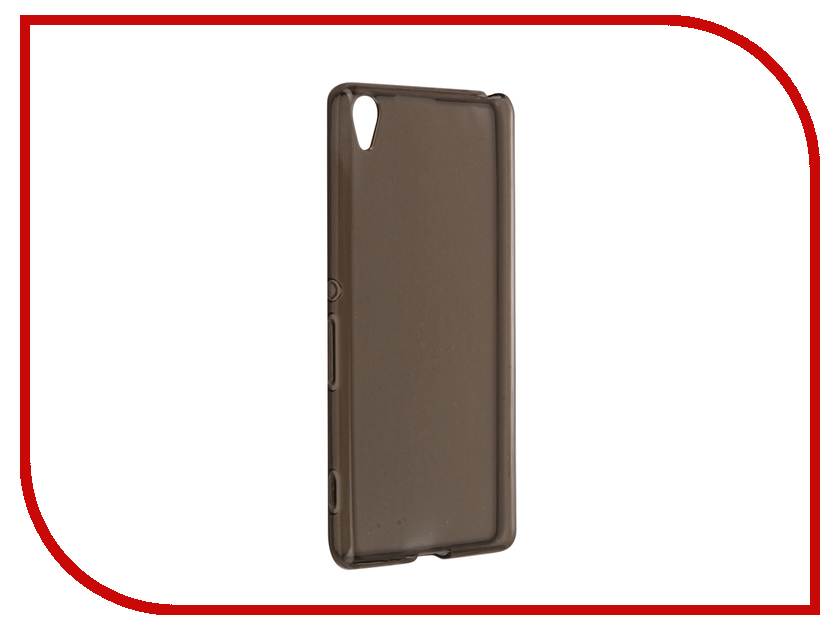 Аксессуар Чехол Sony Xperia XA F3111/F3113/F3115 Svekla Grey SV-SOF3111-BL<br>
