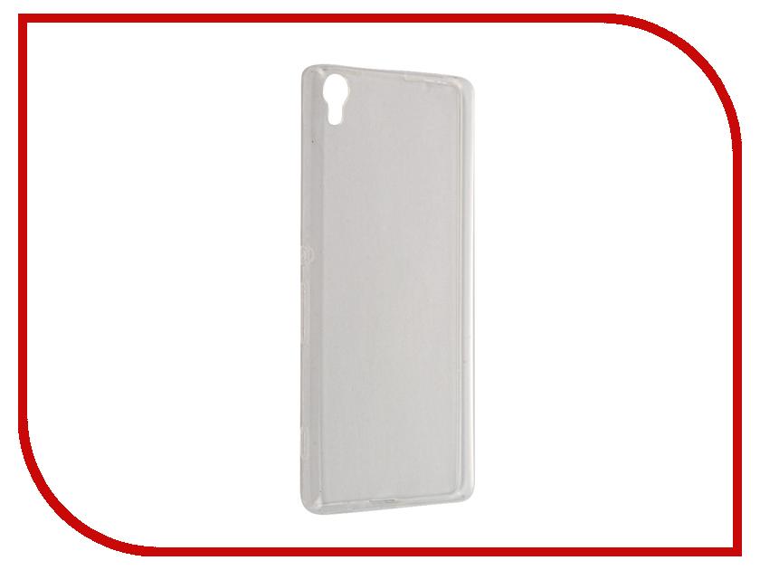 все цены на Аксессуар Чехол Sony Xperia XA F3111/F3113/F3115 Svekla Transparent SV-SOF3111-WH онлайн