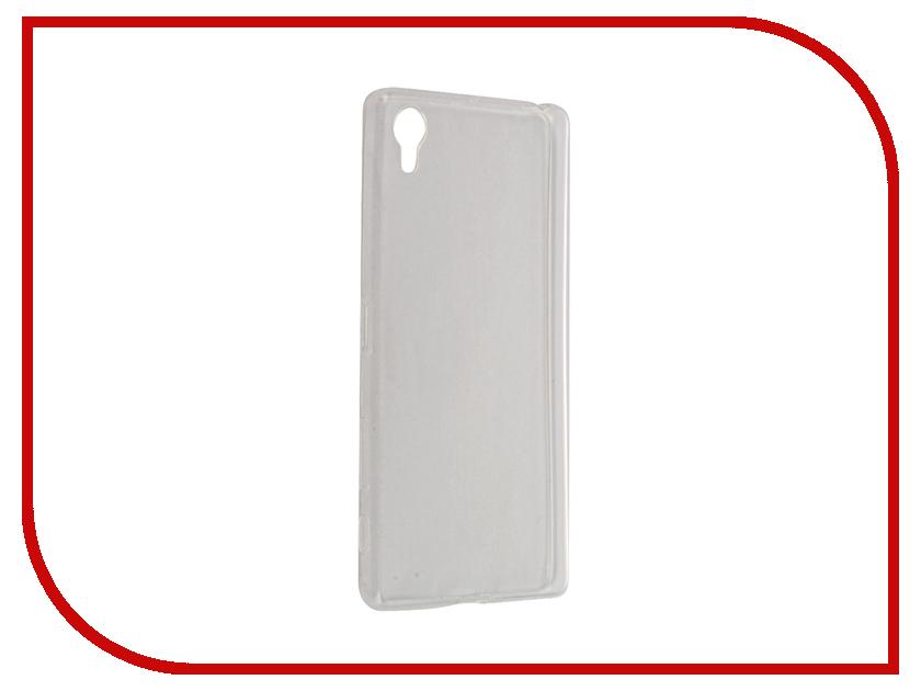 все цены на Аксессуар Чехол Sony Xperia X F5121/F5122 Svekla Transparent SV-SOF5122-WH онлайн