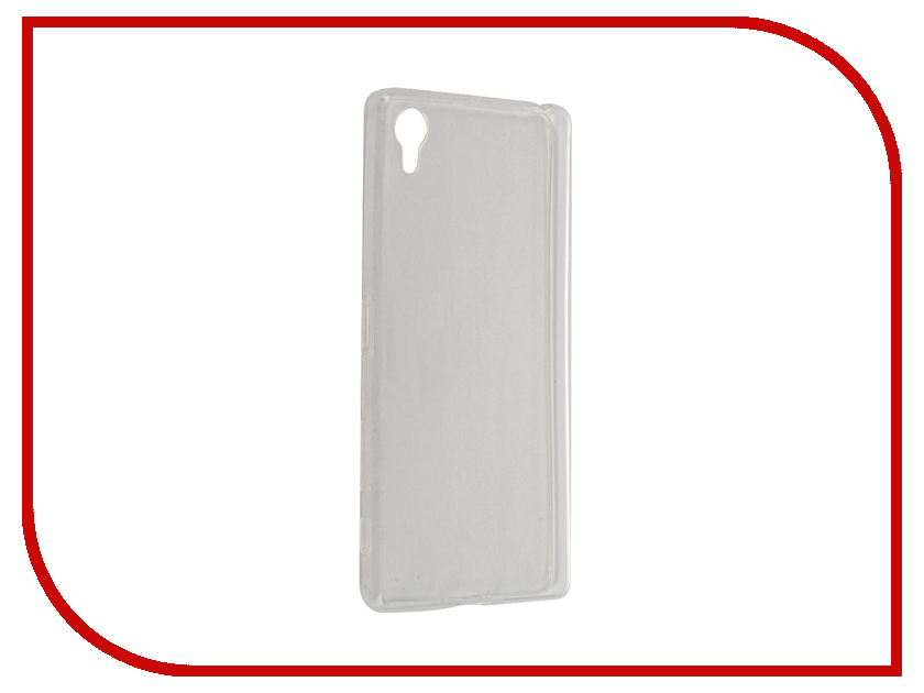 Аксессуар Чехол для Sony Xperia X F5121/F5122 Svekla Transparent SV-SOF5122-WH sony f5121 xperia x black