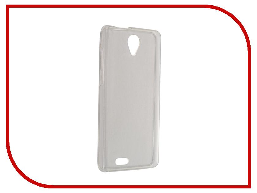Аксессуар Чехол BQ BQS-5515 Wide Svekla Transparent SV-BQS5515-WH