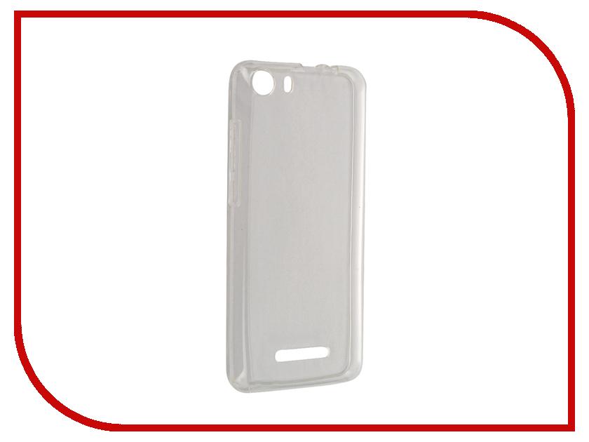 Аксессуар Чехол BQ BQS-5065 Choice Svekla Transparent SV-BQS5065-WH<br>