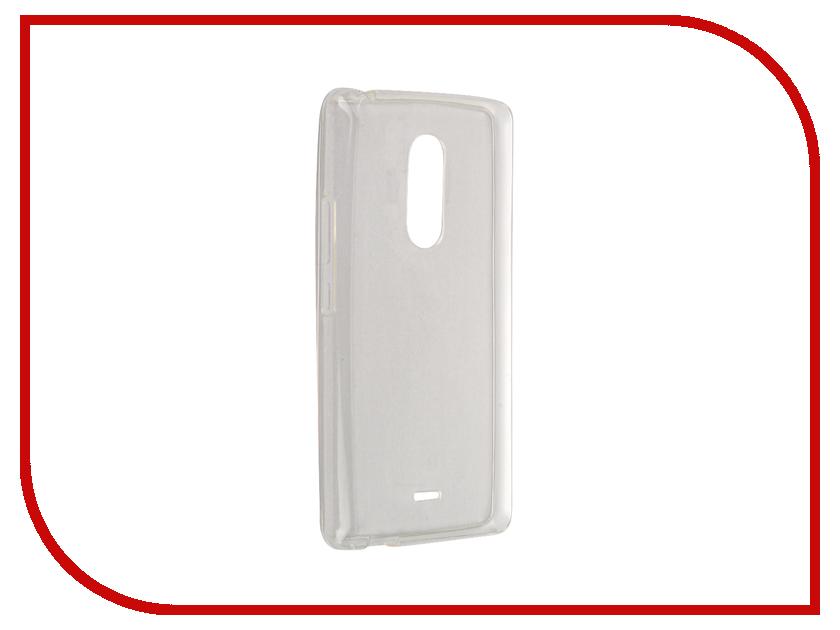 Аксессуар Чехол BQ BQS-5050 Strike Selfie Svekla Transparent SV-BQS5050-WH аксессуар защитное стекло bq bqs 5050 strike selfie svekla zs svbqs5050