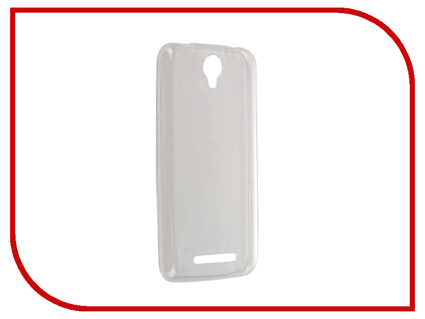 Аксессуар Чехол BQ BQS-5030 Fresh Svekla Transparent SV-BQS5030-WH<br>