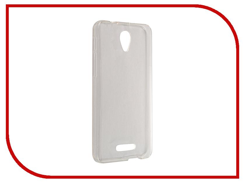 Аксессуар Чехол Alcatel Pop 4 Plus 5056D Svekla Transparent SV-ALC5056D-WH аксессуар чехол lenovo vibe c2 k10a40 svekla transparent sv lek10a40 wh