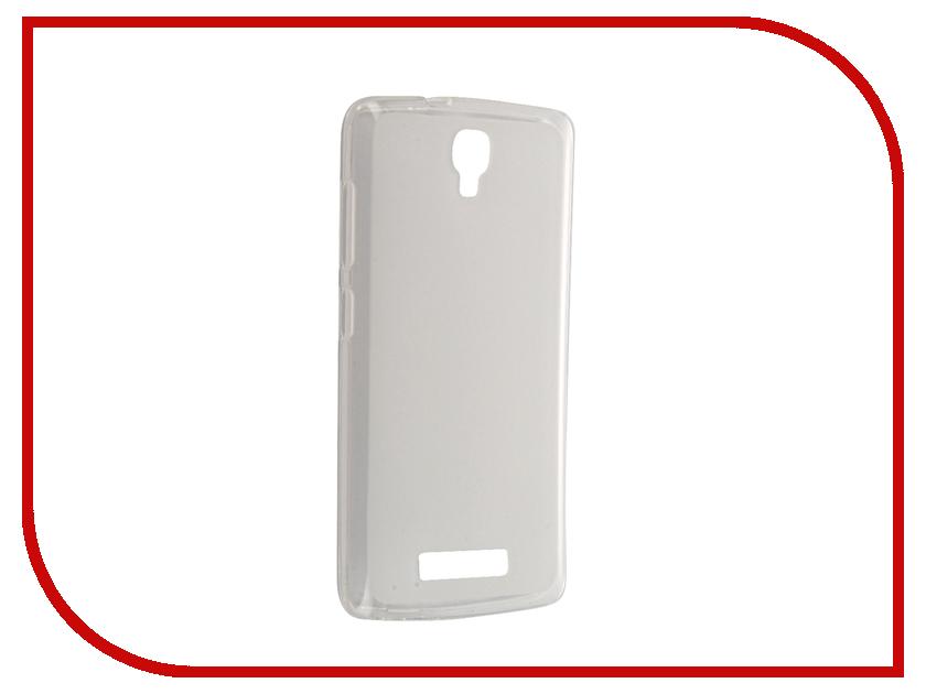 Аксессуар Чехол ZTE Blade L5/L5 Plus Svekla Transparent SV-ZTEL5-WH<br>