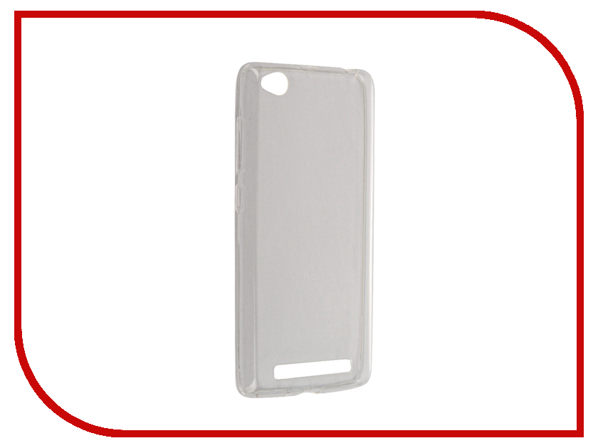 Аксессуар Чехол Xiaomi Redmi 3 Svekla Transparent SV-XIRED3-WH<br>
