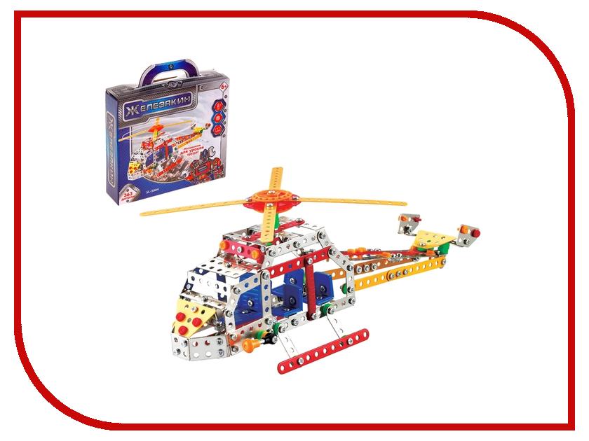 Конструктор Забияка Вертолет 874067 конструктор конструктор забияка морской кит 1305720