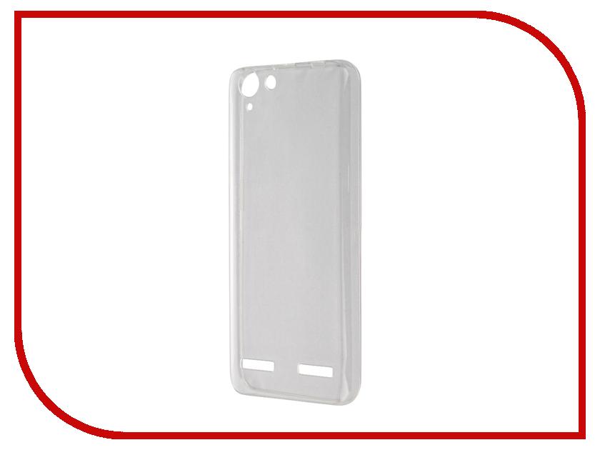 Аксессуар Чехол Lenovo Vibe K5/K5 Plus A6020 Svekla Transparent SV-LEA6020-WH<br>