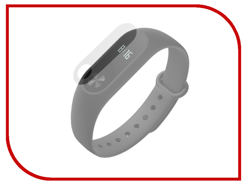 Aксессуар Защитная пленка Xiaomi Mi Band 2 Apres Mijoas Screen Protector