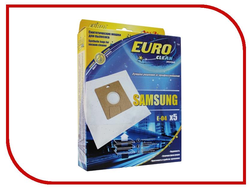 Аксессуар EURO Clean EUR-04R фильтр для Samsung VP-95
