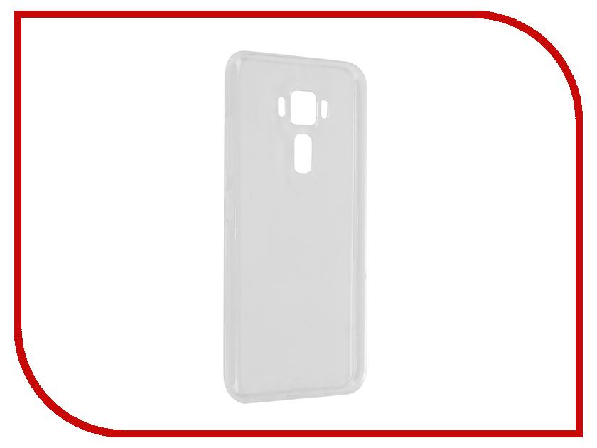 Аксессуар Чехол ASUS ZenFone 3 ZE520KL Svekla Transparent SV-ASZE520KL-WH аксессуар чехол lenovo vibe c2 k10a40 svekla transparent sv lek10a40 wh