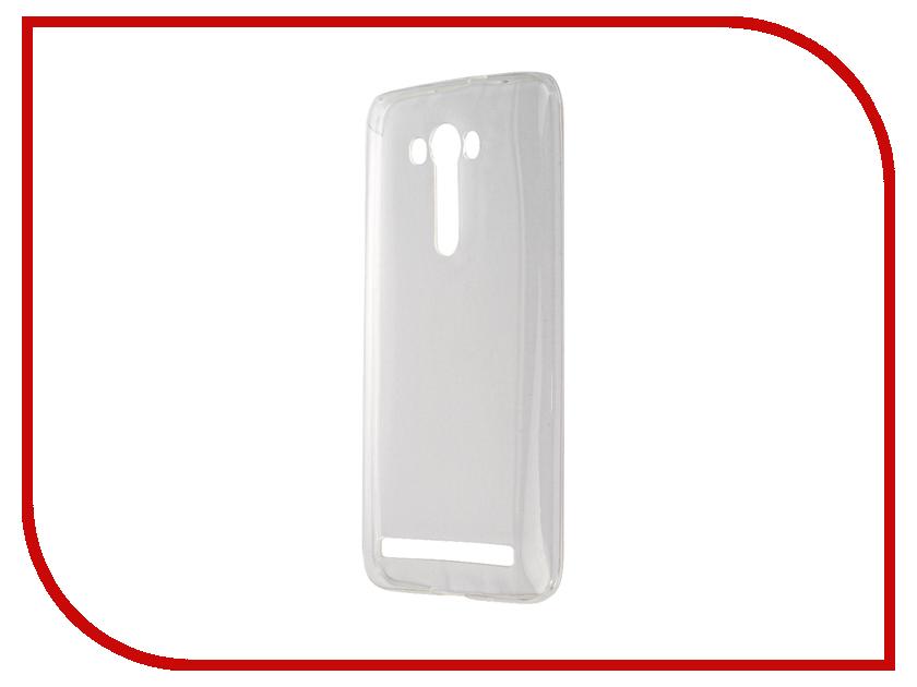 Аксессуар Чехол ASUS ZenFone 2 Laser 5.5 ZE550KL Svekla Transparent SV-ASZE550KL-WH<br>