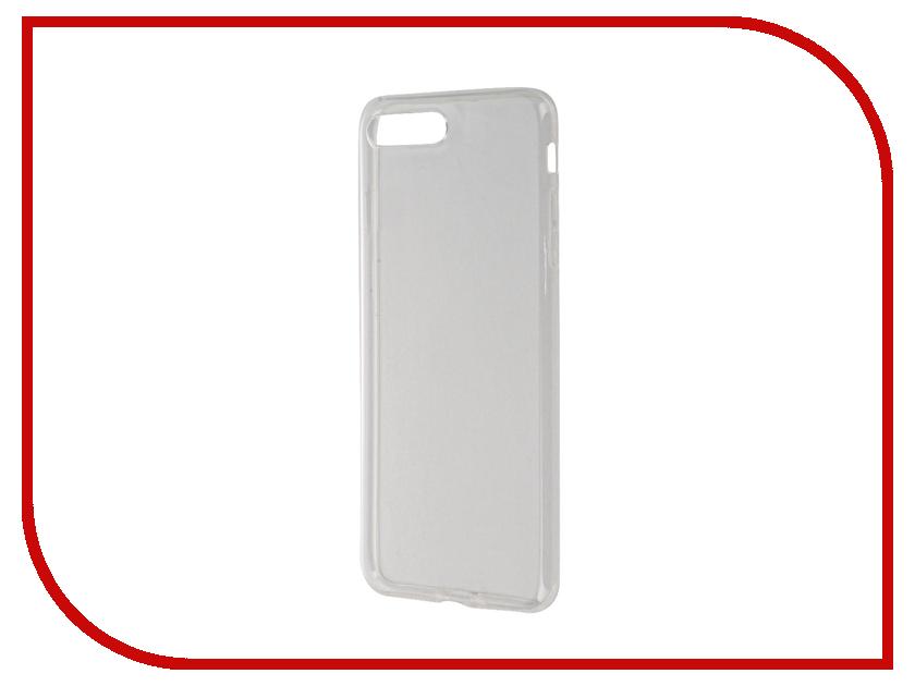 Аксессуар Чехол Svekla для APPLE iPhone 7 Plus Transparent SV-AP7PLUS-WH аксессуар чехол lenovo vibe c2 k10a40 svekla transparent sv lek10a40 wh
