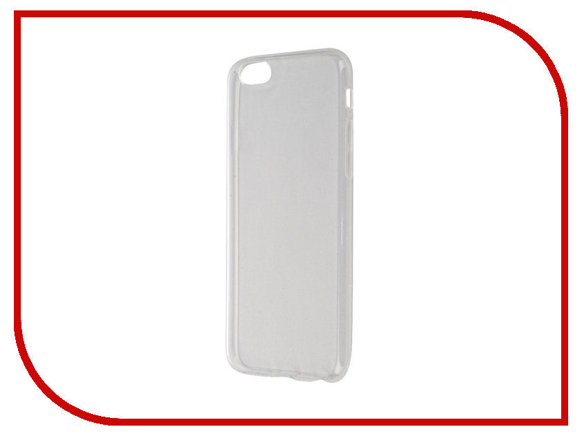 Аксессуар Чехол для APPLE iPhone 6 / 6S Svekla Transparent SV-AP6/6S-WH цена