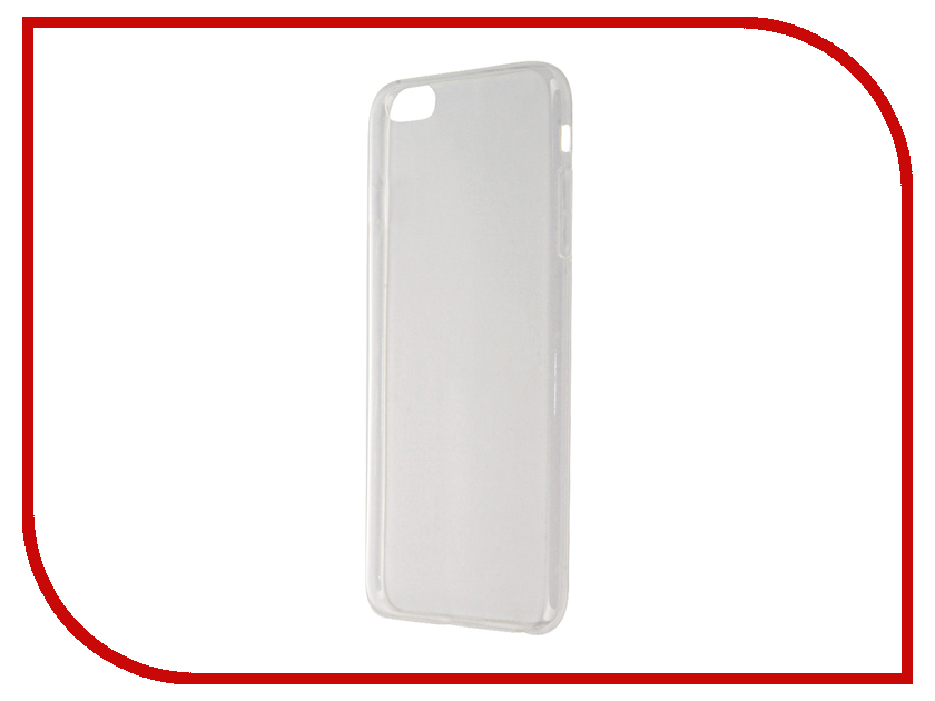 Аксессуар Чехол Svekla для APPLE iPhone 6/6S Plus Transparent SV-AP6/6SPLUS-WH<br>