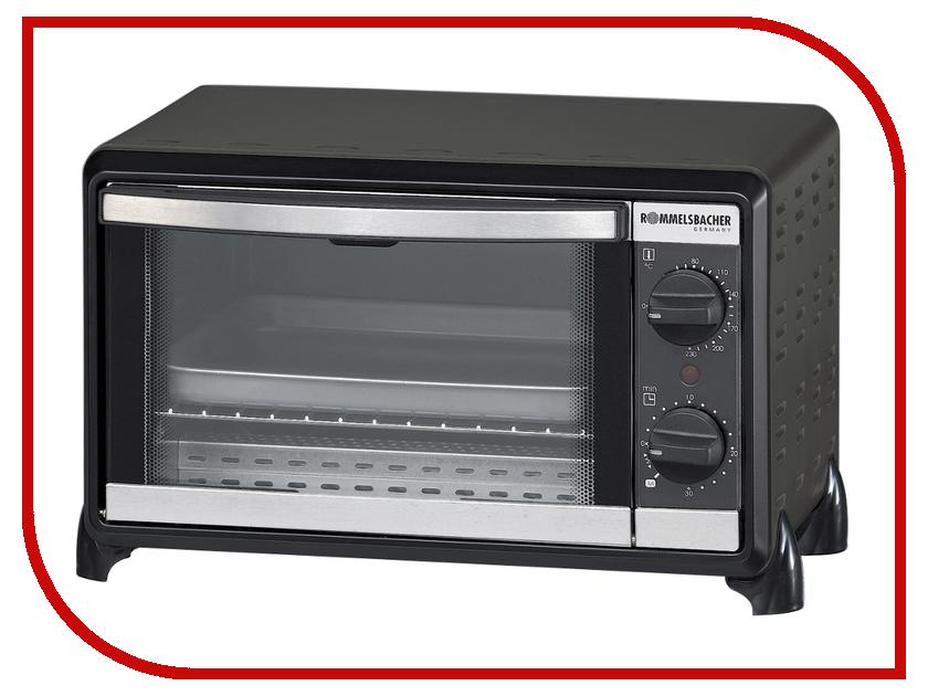 Мини печь Rommelsbacher BG 950 rommelsbacher bg 1550 отзывы