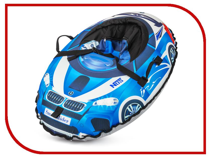 Тюбинг Small Rider Snow Cars 2 110x86cm BM Blue<br>