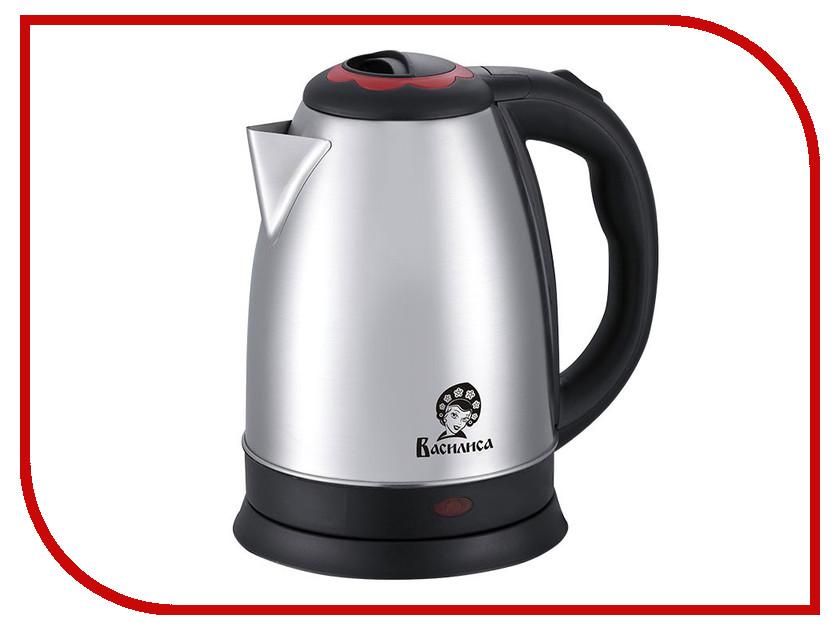 Чайник Василиса Т30-2000 Black-Red чайник василиса т31 2000