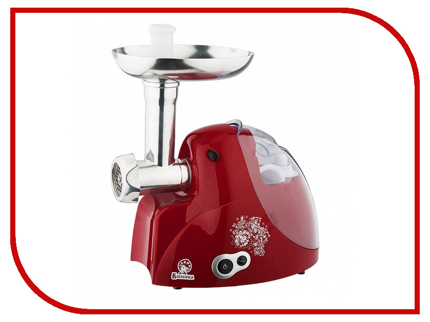 Мясорубка Василиса М4-1600 Red<br>