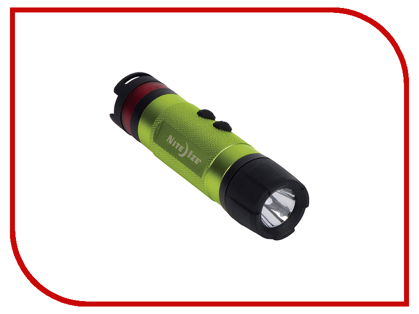 Фонарь Nite Ize 3-in-1 LED Mini Flashlight Lime NL1A-17-R7<br>