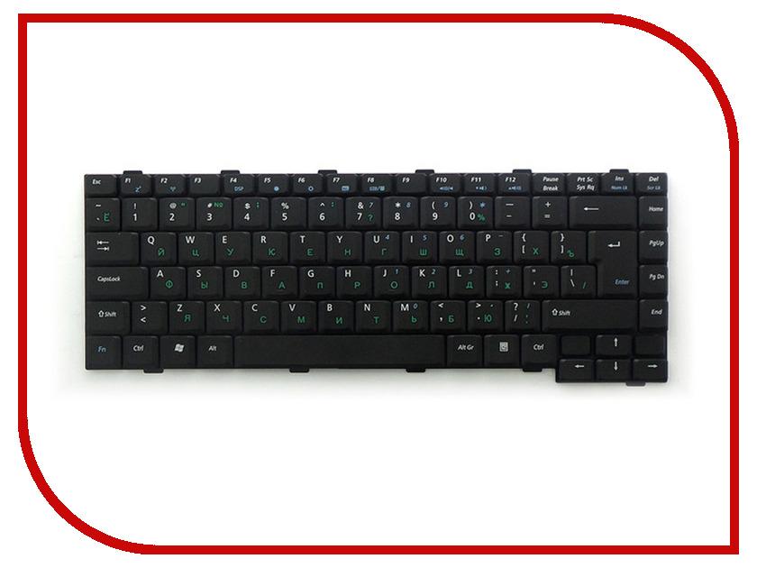 Клавиатура TopON TOP-100399 для ASUS W2 / W2J / W2Jb / W2Jc / W2P / W2S Series Black