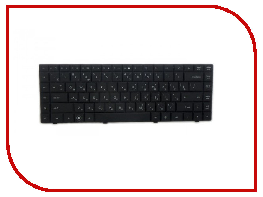 Клавиатура TopON TOP-100439 для HP 625 / 620 / 621 Series Black