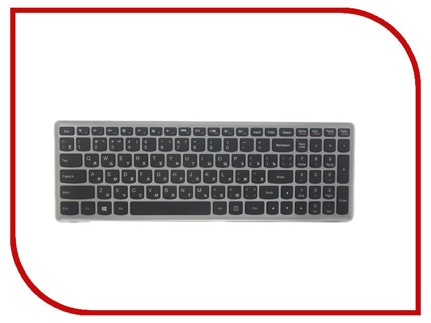 Клавиатура TopON TOP-100412 для Lenovo IdeaPad U510 / Z710 Series Black<br>