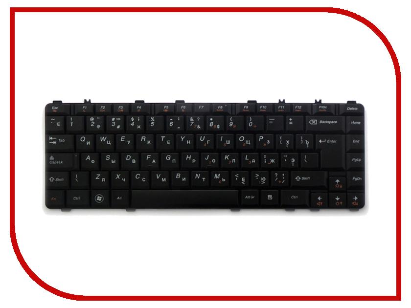 Клавиатура TopON TOP-100294 для Lenovo IdeaPad Y450 / Y550 / B460 Series Black