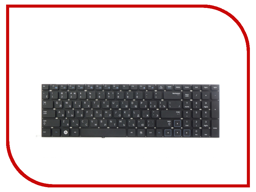Клавиатура TopON TOP-100489 для Packard Bell EasyNote ML61 / ML65 / Etna-GM Series Black