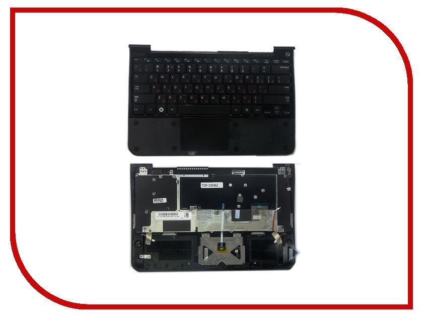 цена Клавиатура TopON TOP-100462 для Samsung NP900X1A / NP900X1B Series Topcase Black онлайн в 2017 году