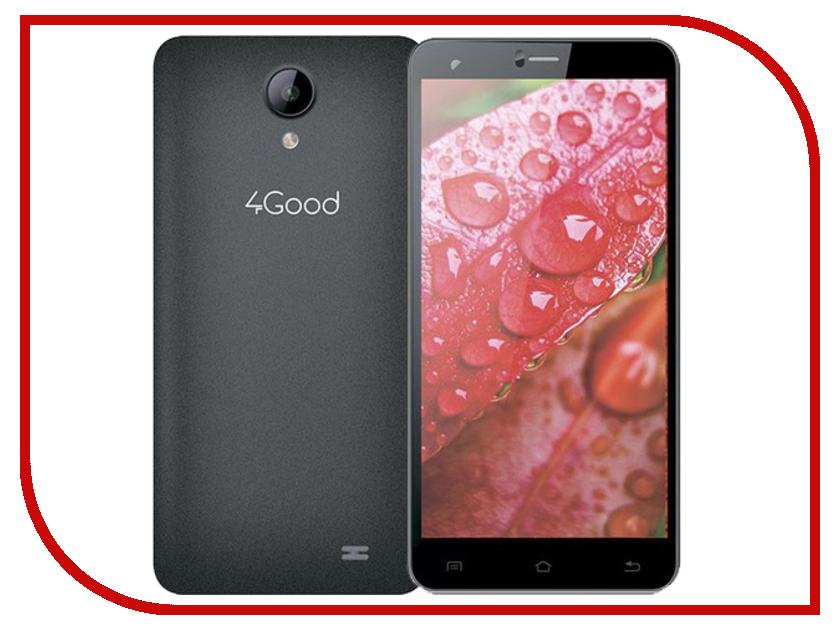 Сотовый телефон 4Good S555m 4G Black<br>