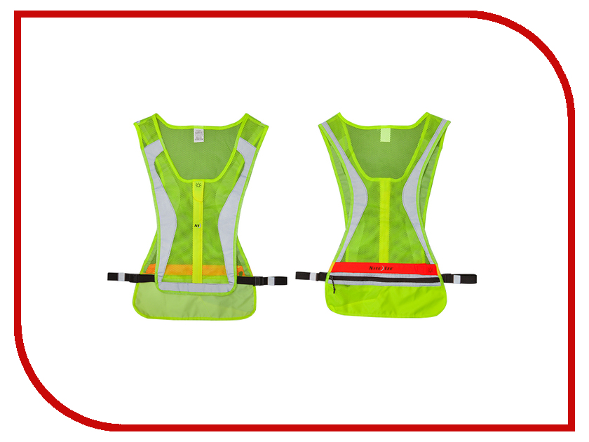 Аксессуар Nite Ize LED Run Vest - S/M LRVS-33-R8