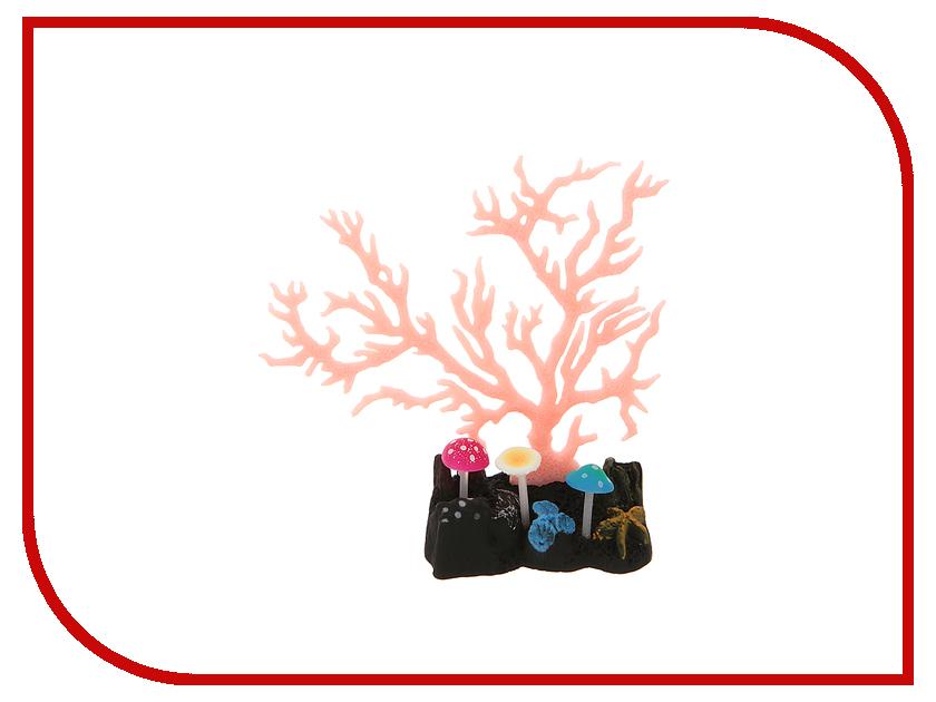 Аксессуар Декор для аквариума Jelly-Fish Коралл 8314
