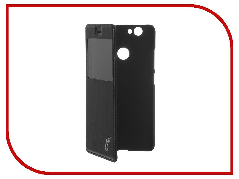 Аксессуар Чехол Huawei Nova G-case Slim Premium Black GG-748<br>