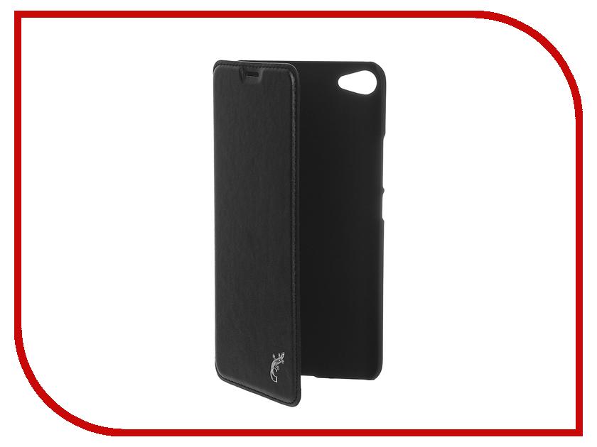Аксессуар Чехол Meizu U20 Black G-case Slim Premium GG-753<br>