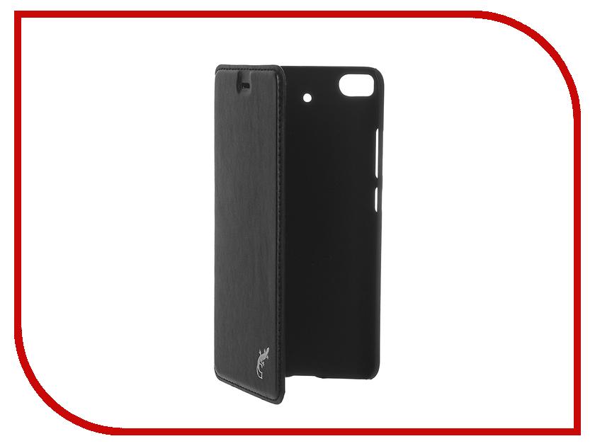 Аксессуар Чехол Xiaomi Mi5S G-case Slim Premium Black GG-750 цена