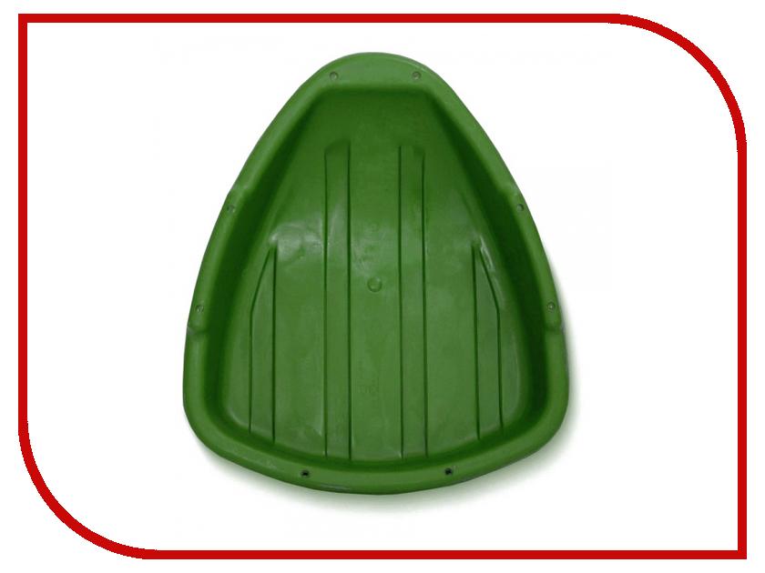 Ледянка Инвист Пласт Треугольная, большая Green<br>