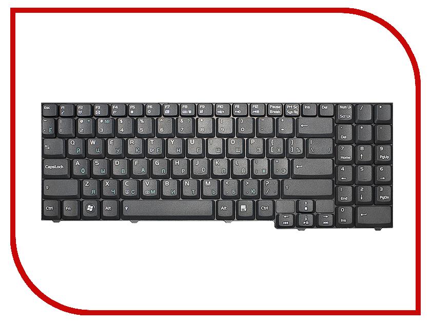 Клавиатура TopON TOP-67840 для ASUS G50 / G50G / G50V / G50VT / G70 / M50 / M70 / M70L / X71 Series Black