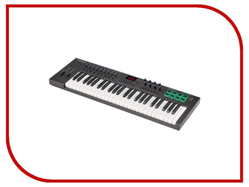 MIDI-клавиатура Nektar Impact LX49+ impact 185 r