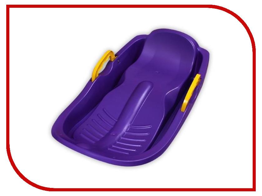 Ледянка Радиан Snow Боб 80x46x21cm Purple
