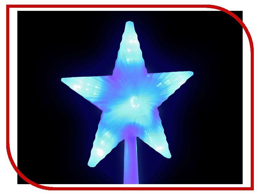 Украшение SnowHouse Звезда ST60 22cm Blue