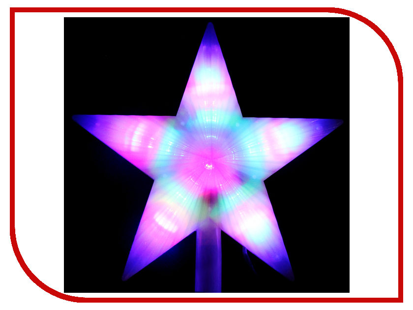 Украшение SnowHouse Звезда ST60-M 22cm Multi<br>