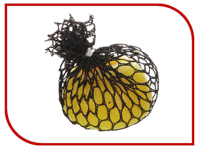 Игрушка антистресс СмеХторг Лизун мяч в сетке игрушка антистресс смехторг лизун яйцо яичница