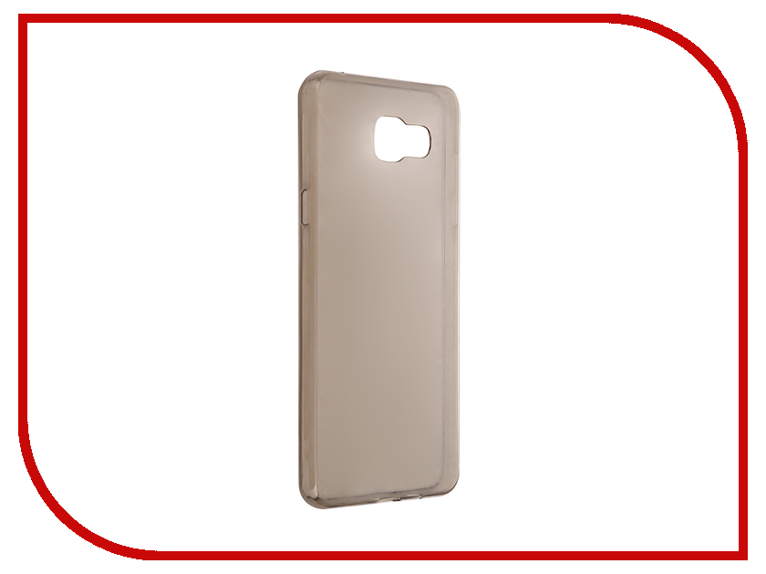 Аксессуар Чехол Samsung Galaxy A5 2016 Cojess TPU 0.3mm Grey<br>